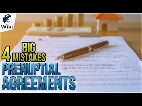 Prenuptial Agreements: 4 Big Mistakes That Can Cost You