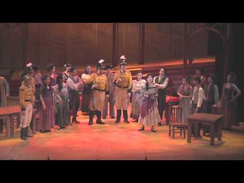 Habanera as the leading role of opera Carmen