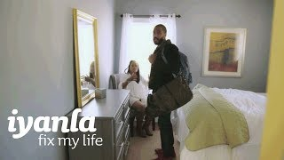 Lamar Takes Vakhara Behind Locked Doors To Avoid The Cameras | Iyanla: Fix My Life | OWN