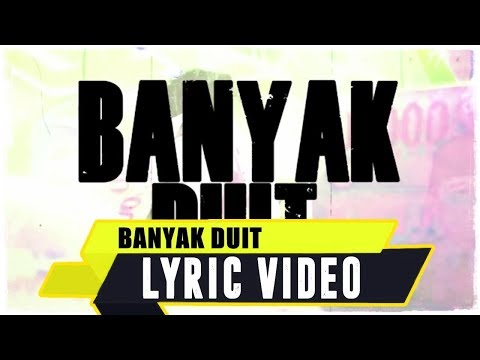 ANJAR OX'S - Banyak Duit ( Lyric Video ) Mp3