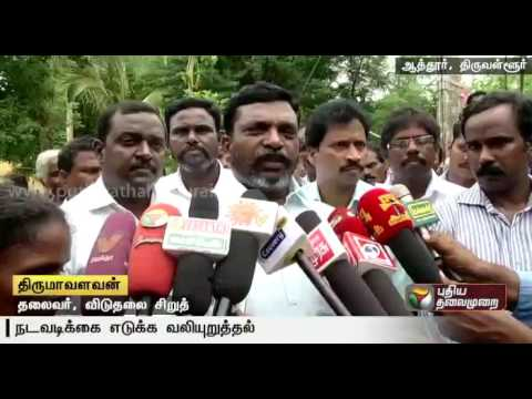MNK-Alliance-parties-will-face-Local-Elections-jointly-Thirumavalavan