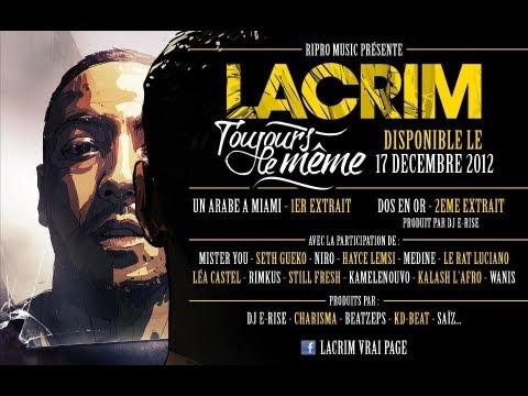 LACRIM MIAMI GRATUIT MP3 ARABE A UN TÉLÉCHARGER