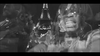 Chief Keef ft Migos & Rich Homie Quan-  Life So Hard (2016)(Video)