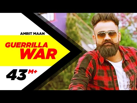 Guerrilla War | Amrit Maan Ft DJ Goddess | Deep Jandu | Sukh Sanghera | Speed Records  downoad full Hd Video