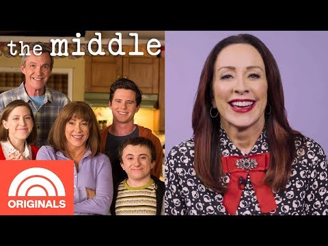 Patricia Heaton Reveals The Truth About Being A TV Mom | TODAY ORIGINALS