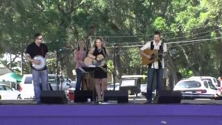 Donna Hughes Band - Salt Creek - 5/12/12