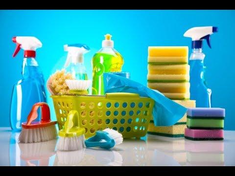 УБОРКА-ВЛОГ#7///HOUSE CLEANING