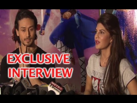 Exclusive Interview Of Tiger Shroff and Jacqueline Fernandez | A Flying Jatt - UNCUT