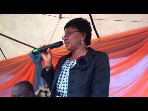 Representative of the registrar of Pharmacies of Nigeria Ms Gloria Ahumere