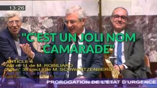 Gambar cover Le lapsus et le fou rire de Claude Bartolone à l'Assemblée