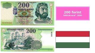 Hungarian forint (HUF)