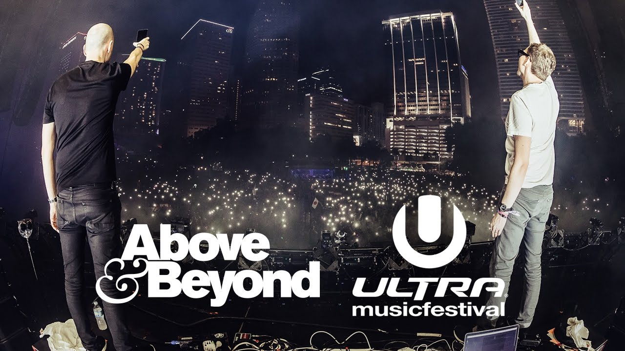 Above & Beyond - Live @ Ultra Music Festival Miami 2017
