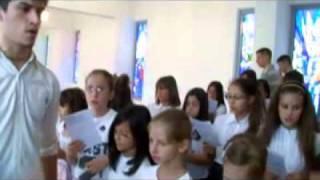 MLADA MISA DON FRANKA PRNJAKA SUĆIDAR 3.7.2011. - 2.dio