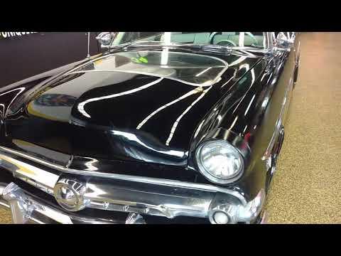 "Video of '54 Crestline Sunliner ""Glass roof Demonstrator hood"" - MIX4"