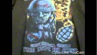 My band shirts #2