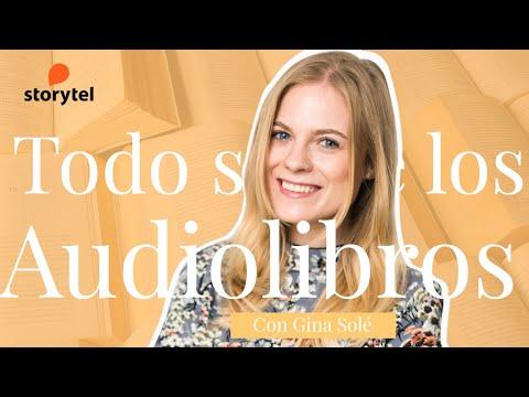 Ep. 11  Pasión por los AUDIOLIBROS con Gina Solé (Storytel) | La Biblioteca Ambulante  PODCAST