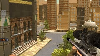 SNIPER 3D ASSASSIN FUN SHOOTING BATTLE - Gameplay Walkthrough Part 15 - Region 15 Schalltein Mission