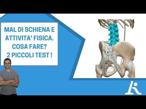 Corso di operazione di osteochondrosis
