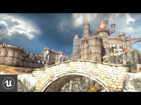 Video of Epic Citadel