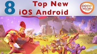Top New iOS Android Awesome Games 4 You