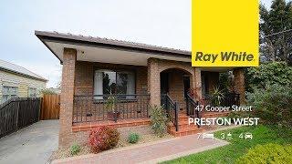 47 Cooper Street Preston West