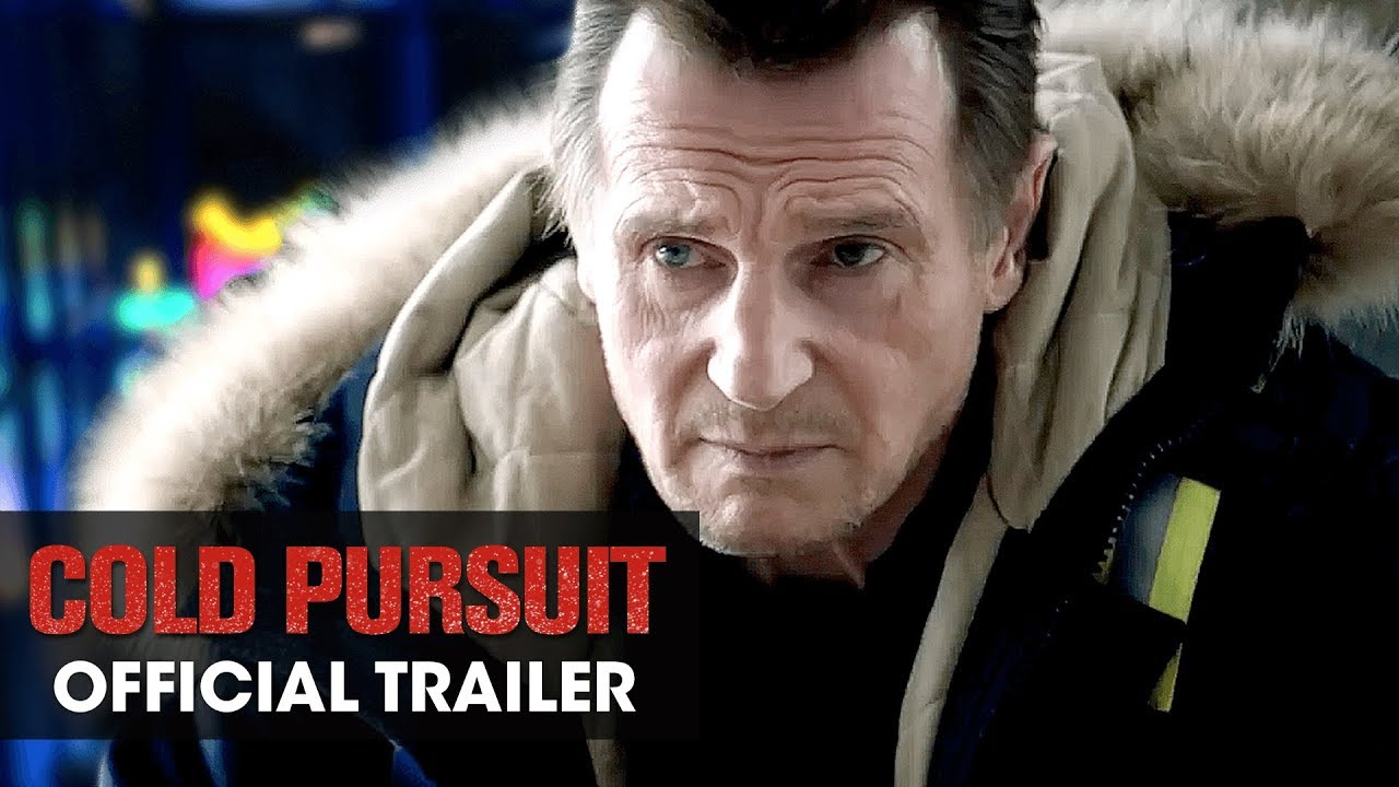 Trailer för Cold Pursuit