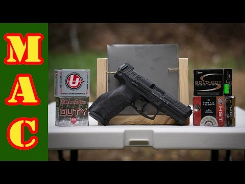 MAC 9mm 90gr Xtreme Defense Challenge