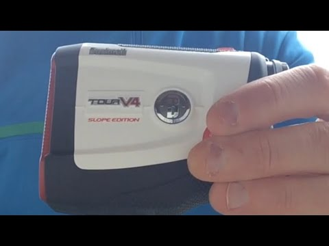 Bushnell Tour V4 slope edition review!