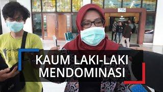 Kaum Laki-Laki Mendominasi Kasus Positif Virus Corona di Kabupaten Bogor