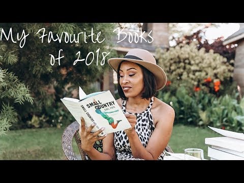 MY FAVOURITE  READS THIS YEAR (2018) I BOOK REVIEW