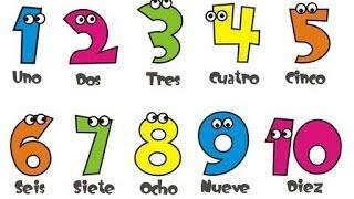 Aprendemos los numeros del 1 al 20