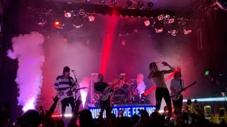 Chase Atlantic Live 2018 FULL SHOW At El Rey
