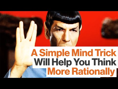 Think More Rationally By Pretending You're Giving Advice To Someone Else