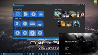 Chaotic360 Module Loader & Quick Launch Preview