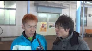 永島知洋のピット突撃インタビュー山口達也選手とゆかいな仲間