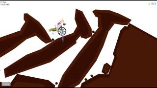 Happy Wheels - GRAND CANYON JUMP!!!