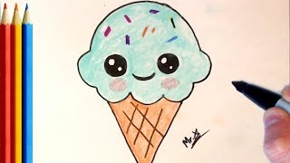 How Ro Draw Ice Cream Free Video Search Site Findclip