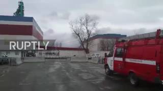 Russia: Two killed in gold mine rock fall in Chelyabinsk