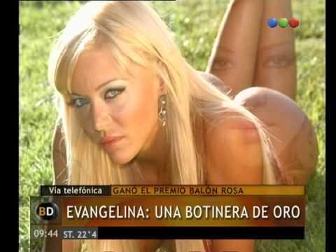 El Balón Rosa 2012 fue para Evangelina Anderson