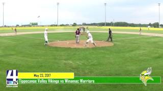 TVHS Baseball vs Winamac