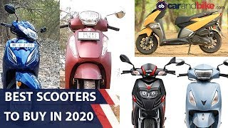 Best Scooters To Buy In 2020 | carandbike