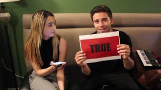 Jake Miller plays True or False | United By Pop