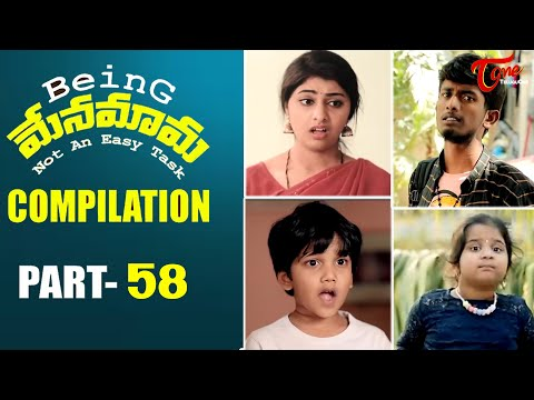 Best of Being Menamama | Telugu Comedy Web Series | Highlight Scenes Vol #58 | Ram Patas | TeluguOne