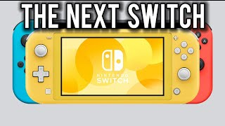 Nintendo Switch Lite, New Switch Revision Analysis - What Happened To The Switch Pro ?   MVG