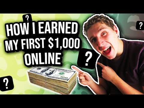 Earnings on the Internet video course