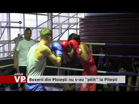 Boxerii din Ploiești nu s-au ''pitit'' la Pitești