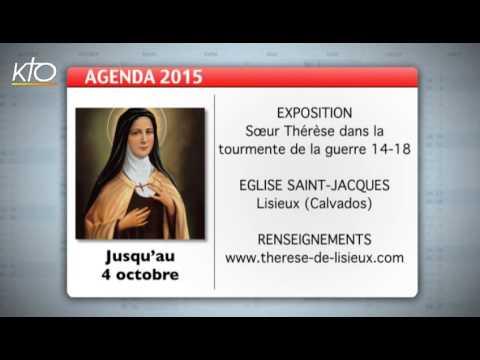 Agenda du 22 juin 2015