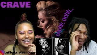MADONNA, SWAE LEE   CRAVE (AUDIO) REACTION!