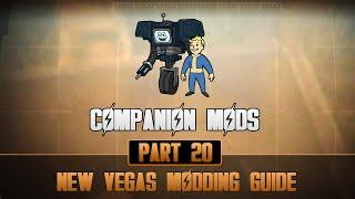 How to install companion mods
