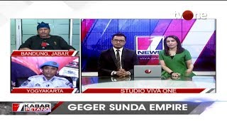 Dialog tvOne: Kerajaan Abal-abal bersama Petinggi Sunda Empire dan Ari Mulia (18/1/2020)